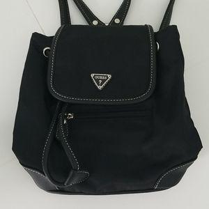 Guess, Trendy Lightweight Mini Backpack/Bucket Bag